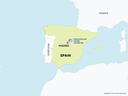 IMM is located just outside of Madrid, Spain